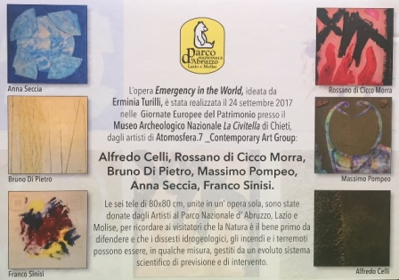 "Presentazione dell'opera ""Emergency in the World"""
